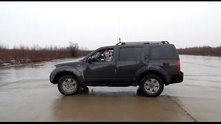 Nissan Pathfinder 18+  Как У Начальника.