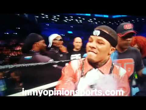 Gervonta Tank Davis vs Jesus Cuellar Full Fight TKO Highlights