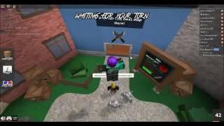 MURDER I SAY! (murder mystery 2 gameplay :) [roblox]