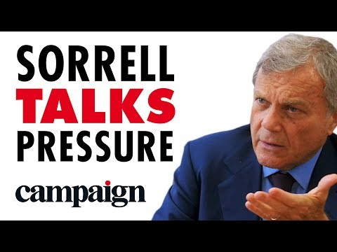 Campaign Interview: Sir Martin Sorrell On Industry Pressures