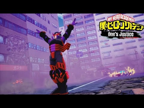 Ready! Set! Go! My Hero Academia: One\'s Justice Tenya Iida Online Customization Rank Matches