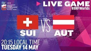 Switzerland vs. Austria | Full Game | 2019 IIHF Ice Hockey World Championship