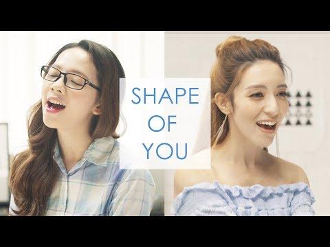 阿滴英文 英文流行歌曲分享 Shape of You【滴妹XLara】