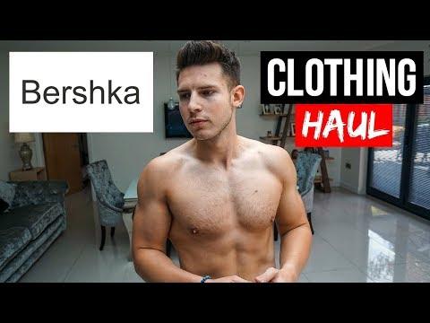 Men's Bershka Clothing Haul & Try On | Summer 2018