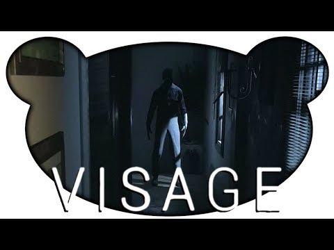 Spiegelwelten - Visage #09 (Gameplay Deutsch Facecam Horror)