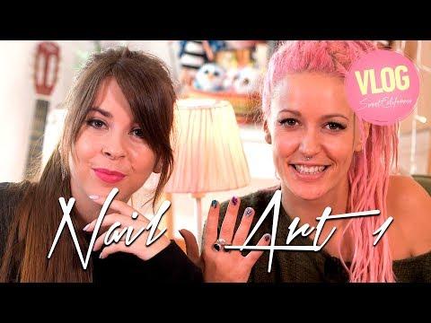 Sweet California - Nail Art con Abril #Vlog