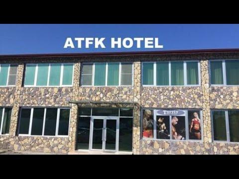 ATFK hotel, Baku, room 207