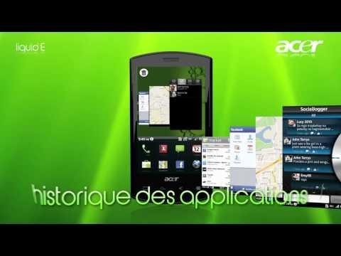 Acer Liquid E Froyo