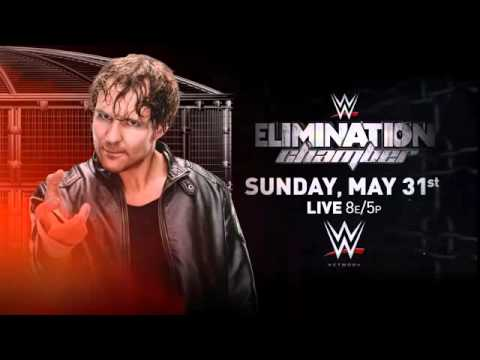 WWE Elimination Chamber 2015 Theme Song (Official)