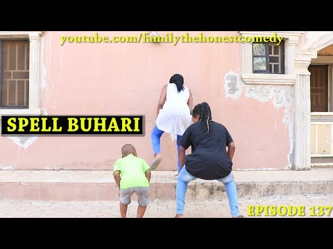 SPELL BUHARI (Mark Angel Comedy) (Family The Honest Comedy) (Episode 137)