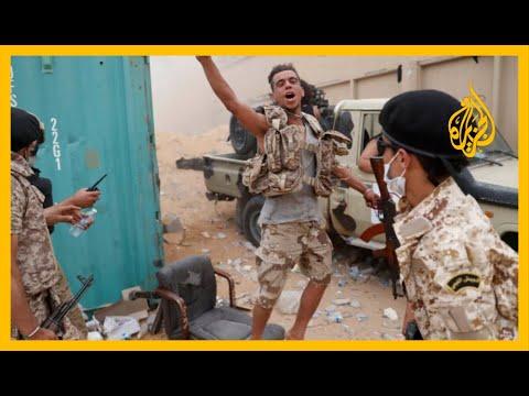 ماذا تريد روسيا من ليبيا؟????  - نشر قبل 8 ساعة