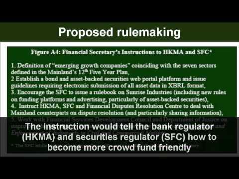 Regulation for a World-Class Financial Centre