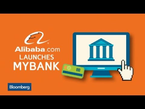 Alibaba Launches Online Lender MYbank