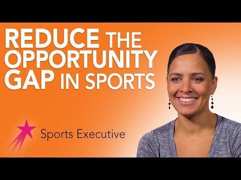 Sports Executive: The Boston Scholar Athletes - Rebekah Salwasser Career Girls Role Model