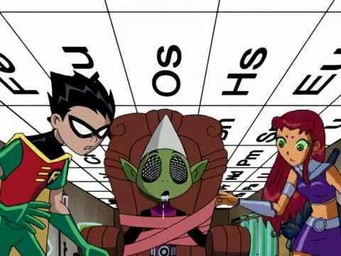 "Teen Titans Cartoon Network Promo ""Mad Mod"" (2003)"