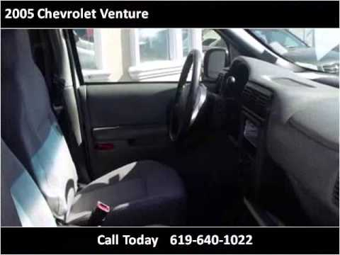 2005 Chevrolet Venture Used Cars San Diego CA