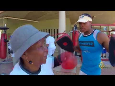 هذا الصباح- مسنات يتحدين الشيخوخة بلعب الملاكمة  - نشر قبل 24 ساعة