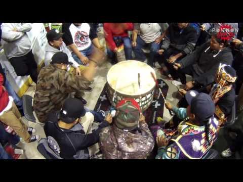 Battle Hill Singers Intertribal Song @ Northern Lights Casino Powwow 2016