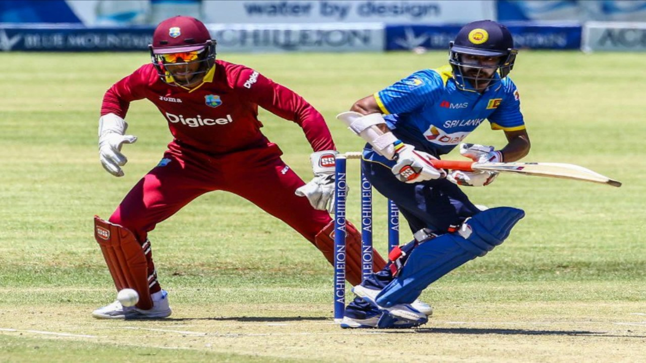 Sri Lanka Vs West Indies 5Th Match Highlights - Part 1 - Cricket Highlights Today
