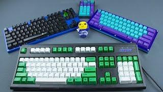 Keyboard Ambassador Drops Knowledge for the Clacks