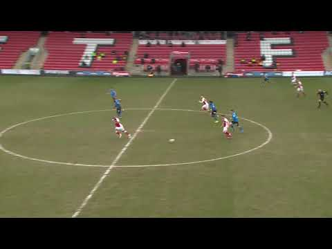 Fleetwood Town Swindon Goals And Highlights