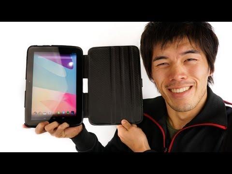 1万円のNexus10専用本皮ケース Nexus10 case noreve