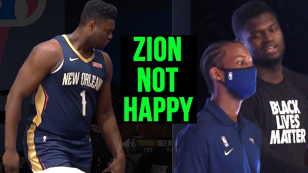 New Orleans Pelicans Keep Zion Williamson Restricted, Suffer ...