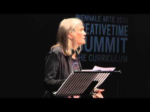 Creative Time Summit 2015   Keynote: Amy Goodman