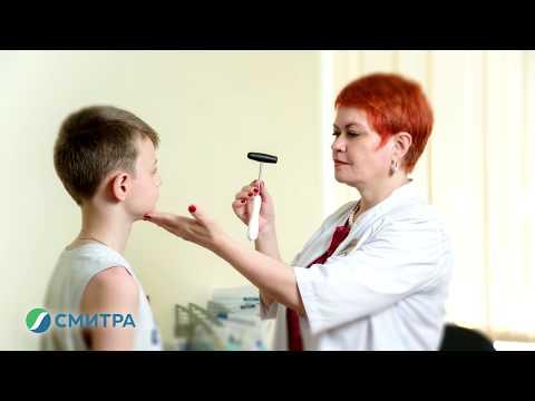 Рекламный видеоролик медицинских центров СМИТРА