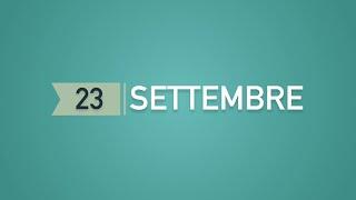 """Meditazione Calendario """"Parole di Vita"""" del 23 Settembre 2021"""
