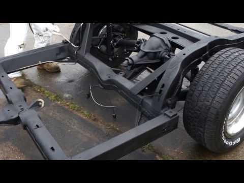 1969 Corvette Stingray Roadster body off by Corvette Kingdom Part 10
