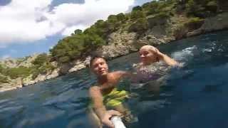Mallorca Holiday 2014 GoPro hero 3+