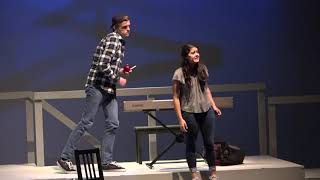 Superboy and the Invisible Girl-Next to Normal