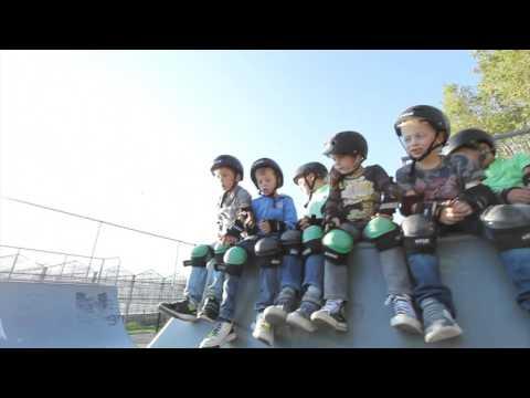 Dreams Skateboard kinderfeestje