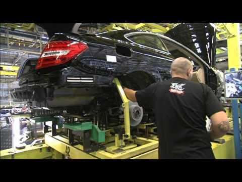 Mercedes-Benz C-Class Production Bremen