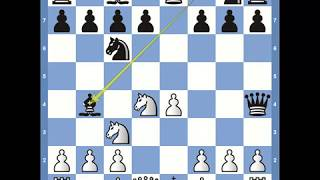 Chess Openings- Scotch Game
