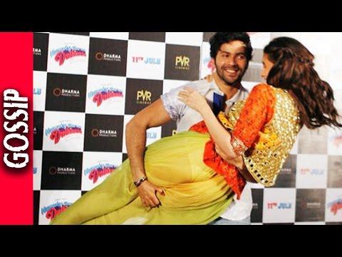 Alia Bhatt Oops Moment - Udta punjab - Press Conference - Bollywood Gossip 2016