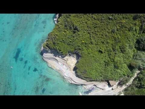 Corfu Greece 4K