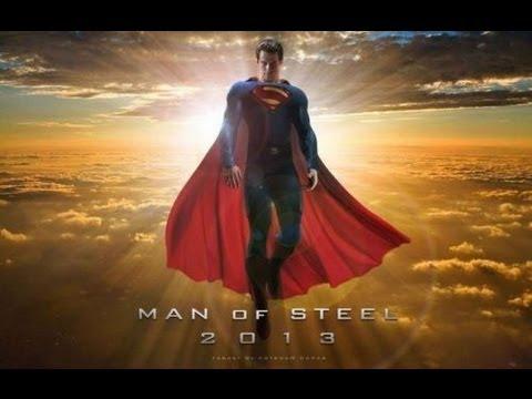Trailer Oficial- El Hombre de Acero(Superman) en Español