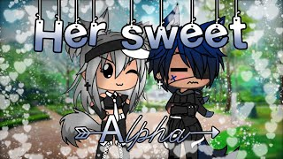 Her sweet Alpha💙🤍🖤 (Original?) Glmm part (1/5)