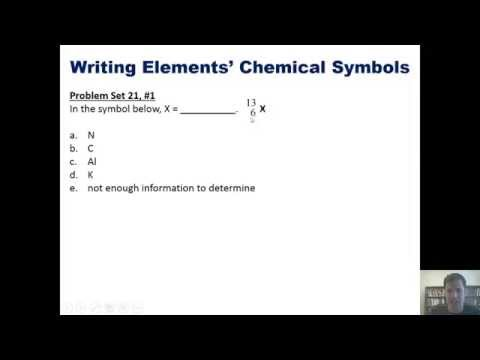 Chapter 21 – Nuclear Chemistry: Part 1 of 9
