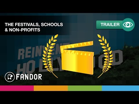 Reinvent the Role of Festivals, Schools & Non-Profits (Roundtable Trailer) | Reinvent Hollywood