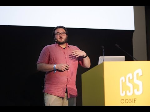 Glen Maddern: The Rise of Modular Style - CSSConf.Asia 2015