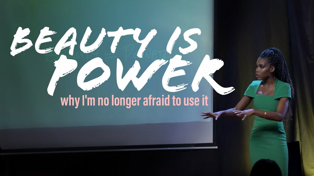 The Truth About Beauty and Power: TEDx Talk | Ryann Richardson