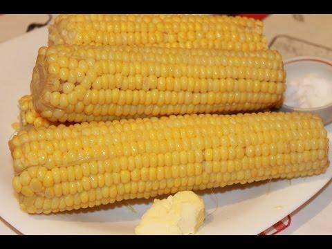 Видео Рецепт варки кукурузы в мультиварке