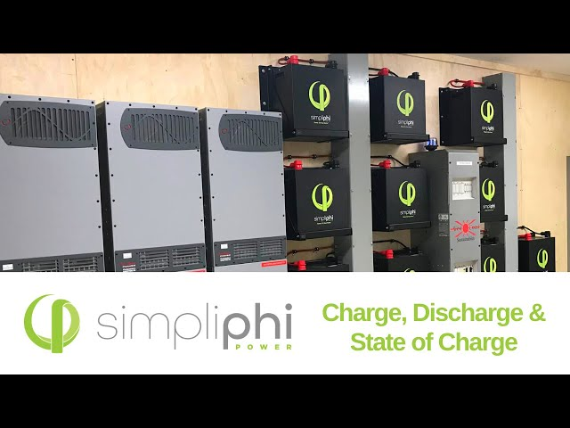 SimpliPhi Power | Charge, Discharge, and State of Charge | Presented By Soligent