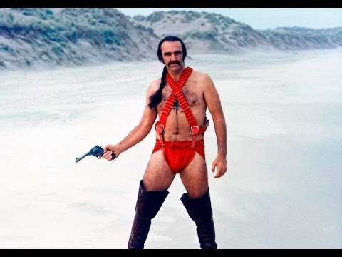Zardoz - The Arrow Video Story - YouTube