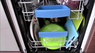Посудомоечная машина Bosch: качество мытья противней/кастрюль/сковород