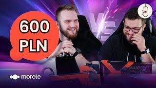 Najlepszy zestaw dla grączy za 600 PLN | Stilgar vs Radyjko!