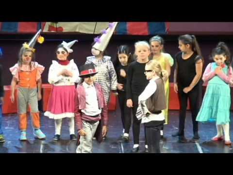 Musical der Berswordt-Grundschule